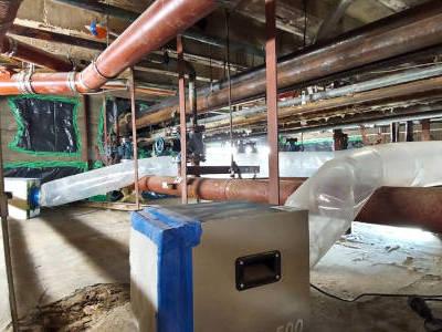 Sanierung Asbest KMF
